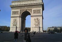 Photo of Paris Arc de Triomphe