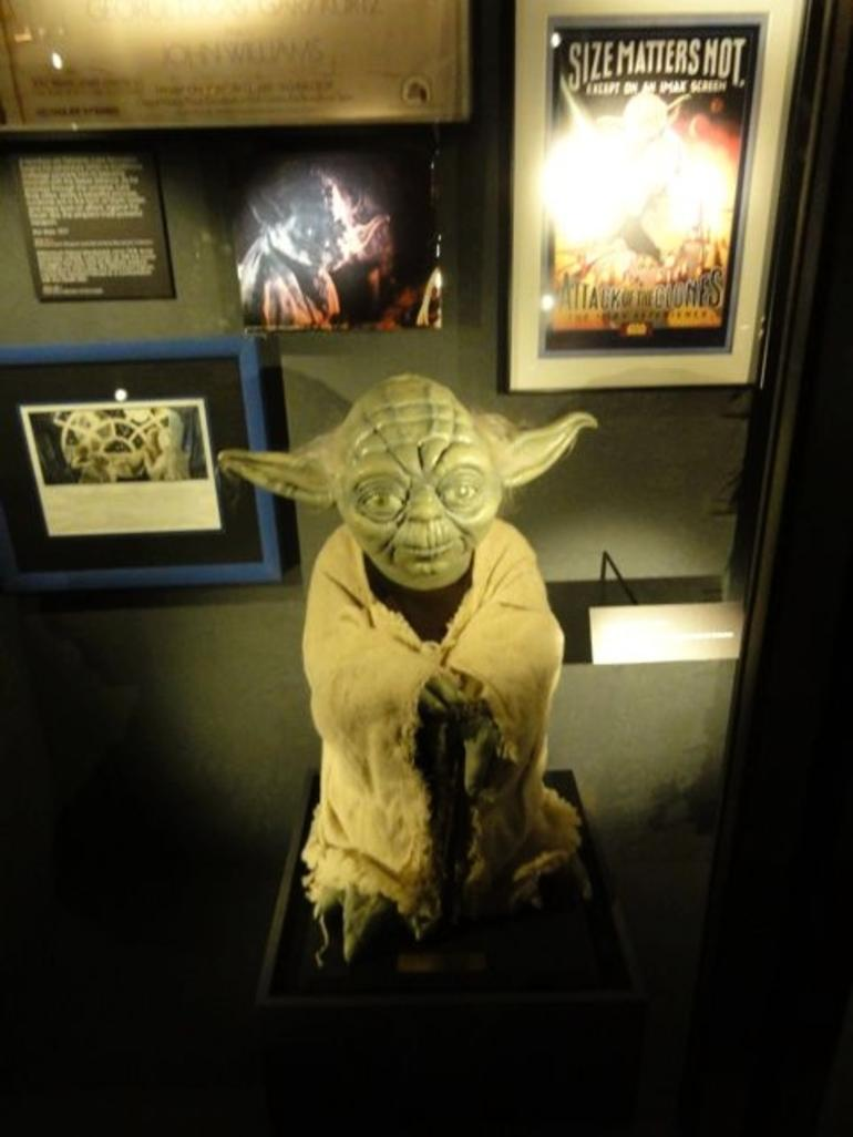 Yoda in Seattle - Seattle
