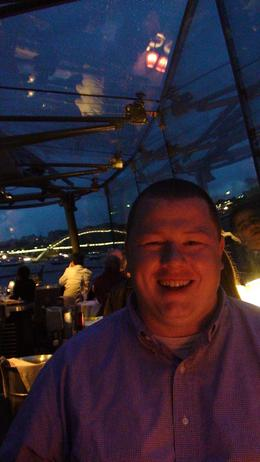 Photo of Paris Bateaux Parisiens Dinner Cruise on the Seine A little candle light