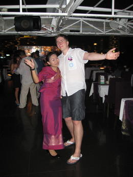 Photo of Bangkok Bangkok Dinner Cruise on the Chao Phraya River Applause please