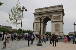 Arc De Triomphe , mjy1976 - September 2015
