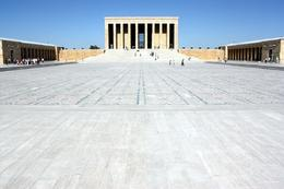 Photo of   Ataturk's Mausoleum