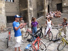 Photo of Barcelona Barcelona Half-Day Bike Tour BARCELONA 022