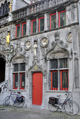 Photo of Brussels Ghent and Bruges Day Trip from Brussels Basilica of The Holy Blood, Brugge