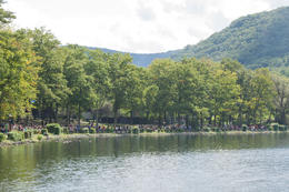 Photo of New York City Circle Line: Bear Mountain Full-Day Cruise Bear Mt Octoberfest 2012