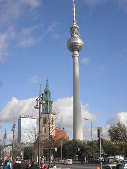 Photo of Berlin Berlin City Hop-on Hop-off Tour Berlin Tower