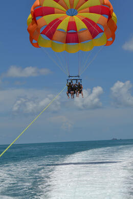 Photo of Key West Tandem Parasailing in Key West DSC_0123.JPG