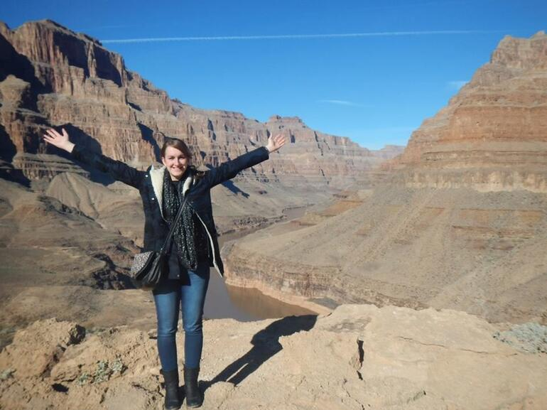 Grand Canyon 2014 - Las Vegas