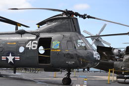 Photo of San Diego USS Midway Museum Helicopter