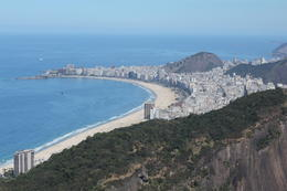 View of Copacabana beach , NeilC - August 2012
