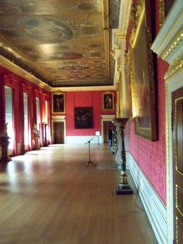 Banquest Room in Kensington Palace, William L - January 2010