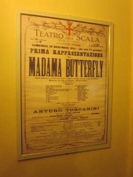 Arturo Toscanini conducting Madama Butterfly. , Roderick C M - September 2014