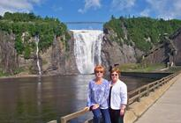 Photo of Quebec City Half-Day Trip to Montmorency Falls and Ste-Anne-de-Beaupré from Quebec