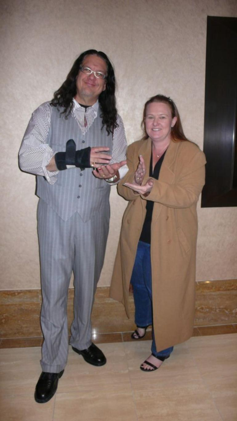 Penn and Teller - Las Vegas