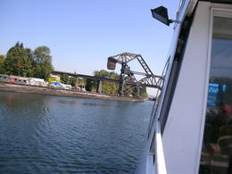 Photo of Seattle Seattle Locks Cruise Running the locks.