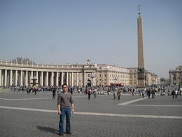 Photo of Rome Skip the Line: Vatican Museums Walking Tour including Sistine Chapel, Raphael's Rooms and St Peter's St. Peter's Square