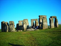 Photo of London Private Viewing of Stonehenge including Bath and Lacock Stonehenge from a Far