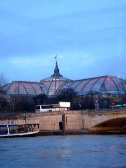 Photo of Paris Seine River Cruise: Bateaux Parisiens Sightseeing Cruise Taken from the Seine cruise