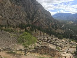 Delphi , Dr Kladis - October 2015