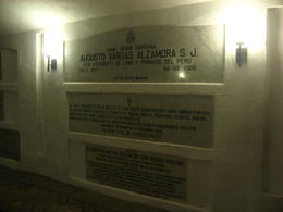Some of the people buried in the cathedral., Bandit - June 2012