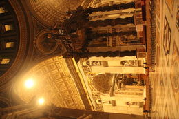 St. Peter's Basilica , Andrea T - December 2015