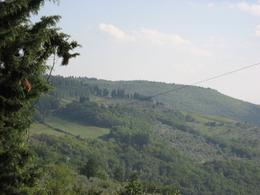 View from St. Brigida town (quick stop before the actual Vineyard), Susie R - November 2009