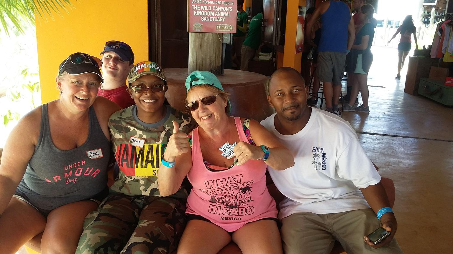 Los Cabos Canopy Tour