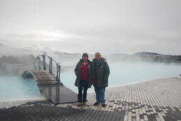 Photo of Reykjavik Blue Lagoon Spa Roundtrip Transport from Reykjavik Blue Lagoon, with clothes on
