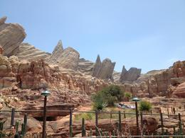 Photo of Anaheim & Buena Park 3-Day Disneyland Resort Ticket Cars Land