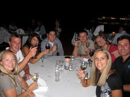 Photo of Ayers Rock Sounds of Silence Restaurant cheers!
