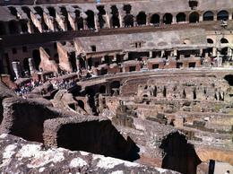 Photo of Rome Civitavecchia Shore Excursion: Rome in One Day Private Tour Coliseum