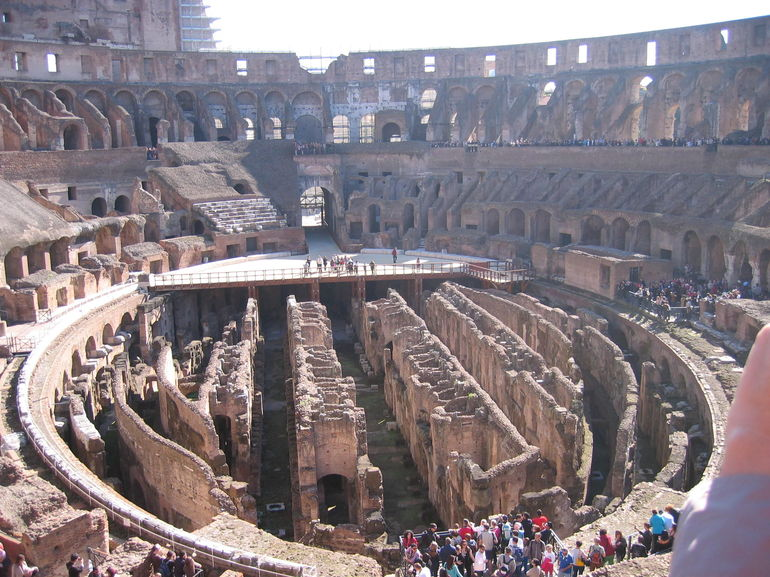 Rome Super Saver: Colosseum and Ancient Rome with Best of Rome Afternoon Walking Tour photo 18