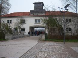 I think the tour guide may have said this is were the held investigation of some prisoners., LAFRAGIA M - November 2008