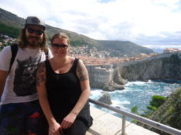 Photo of Dubrovnik Viator Exclusive: 'Game of Thrones' Walking Tour of Dubrovnik Game of Thrones Tour with Ivana- Blackwater Bay :-)