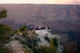 Photo of Las Vegas 2-Day Grand Canyon Tour from Las Vegas Grand Canyon Sunset