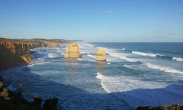 Taken at the Twelve Apostles lookout point. , Kelly H - June 2016