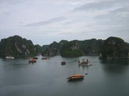 Halong Bay view - November 2011