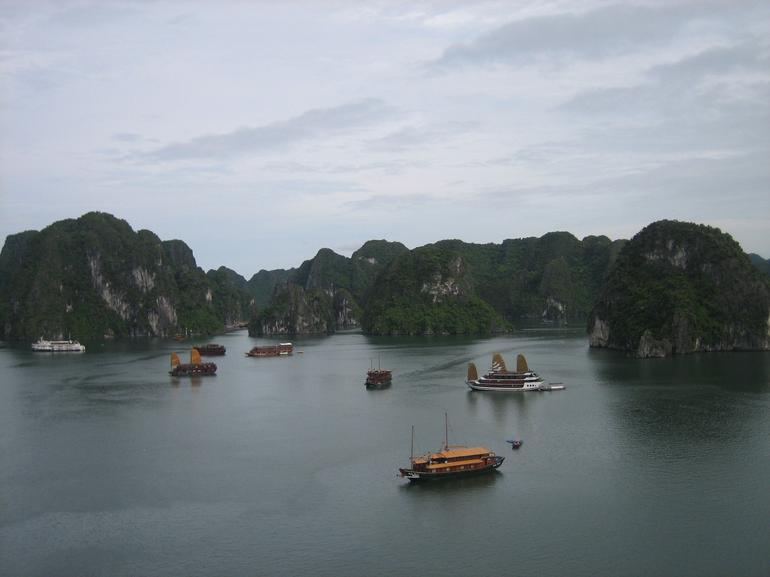 Halong Bay view - Hanoi