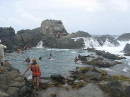 Natural Pool , Bradley N - July 2012