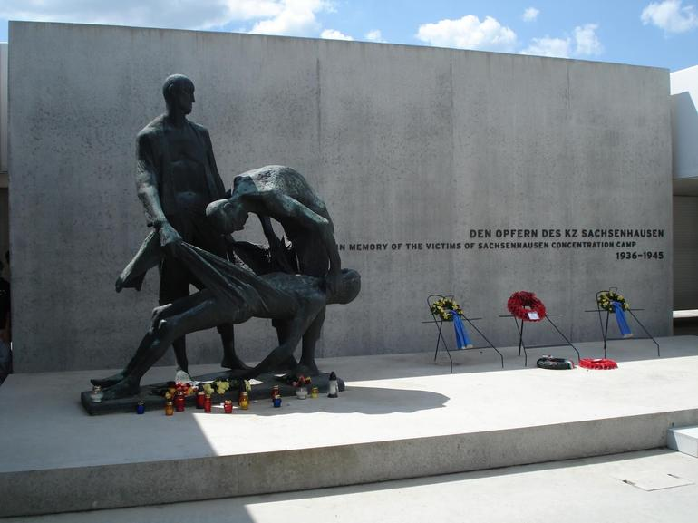Memorial to all Victims - Berlin
