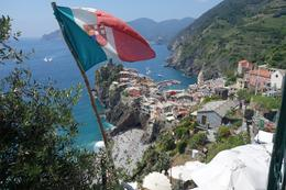 Photo of Florence Cinque Terre Hiking Day Trip from Florence nearing the end of our trek, almost there