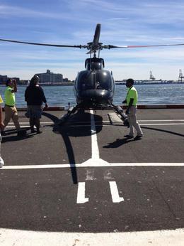 Photo of New York City Manhattan Sky Tour: New York Helicopter Flight Our helicopter