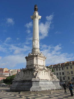 Photo of Lisbon Lisbon Guided Walking Tour Praca do Rossio