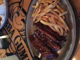 3 pieces of ribs and some chips , Sung Wai C - September 2015