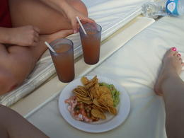 Photo of Puerto Vallarta Day Sailing on Banderas Bay Snacks