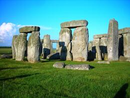 Photo of London Private Viewing of Stonehenge including Bath and Lacock Stonehenge - Side view