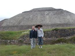 Teotihuacan: Pyramid of the Sun - June 2011