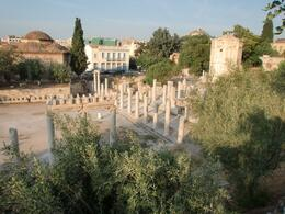 Photo of   The Roman Forum in Athens