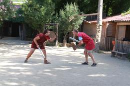 Photo of Rome Roman Gladiator School: Learn How to Become a Gladiator Training