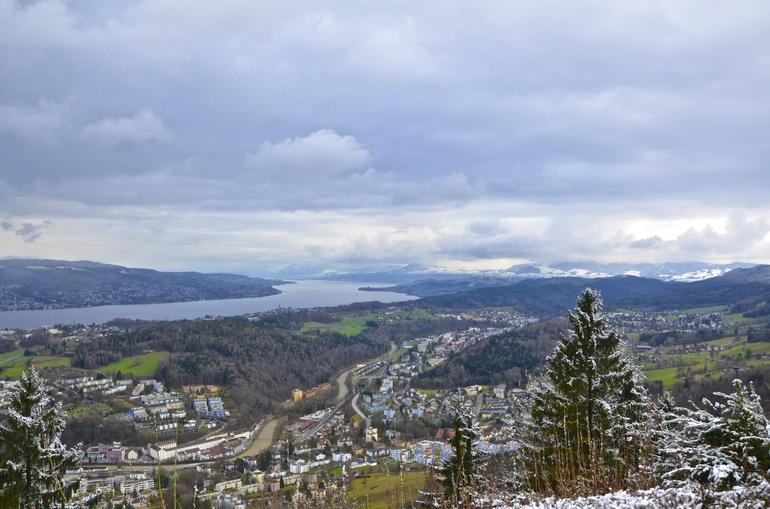 View of Lake - Zurich